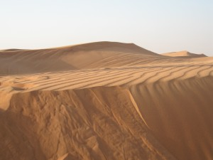 Sands of Arabia